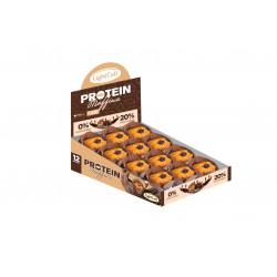 Muffin con crema chocolate...